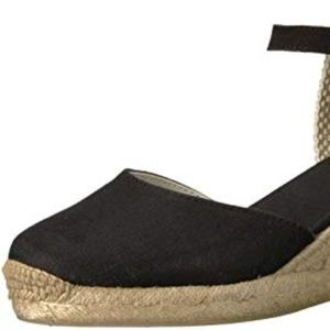 NEW Soludos Espadrille Midwedge  Wedge